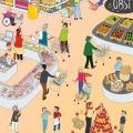 FG kids Supermarkt 40x50 cmyc1
