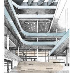 Architecture / Technics / 3D