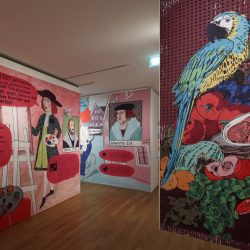 Wandgestaltung / Ausstellungen / EXPO
