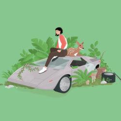 *Illustration for Future*